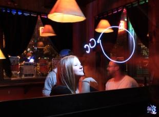 Graffiti Light Project - Portraits - Amanda