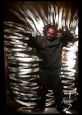 Graffiti Light Project Portraits - CRINK