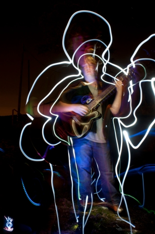 Graffiti Light Project - Portraits