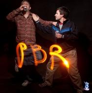 PBR - Graffiti Light Night at Scarpino's