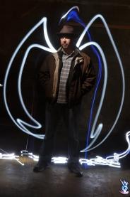 Graffiti Light Project - Portraits