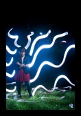 Graffiti Light Project - Portraits - Punch