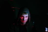 GRAFFITI LIGHT PROJECT SELF PORTRAIT