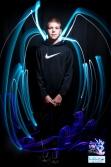 Graffiti Light Project Portraits - InsideOut Music and Art Studio