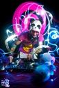 Graffiti Light Project - Portraits - DJ NEMI