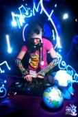 Graffiti Light Project - DJ NEMI