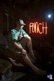 Graffiti Light Project - Punch Jewelry