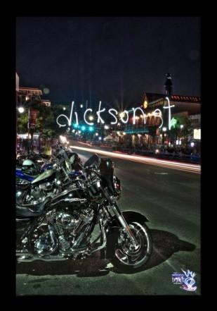 Dickson St.