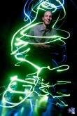 Graffiti Light Project Portraits