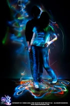 """Graffiti Light Project: """"Face-Off"""" Exhibition Gallery"""