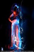 Light Painting Portrait Photography